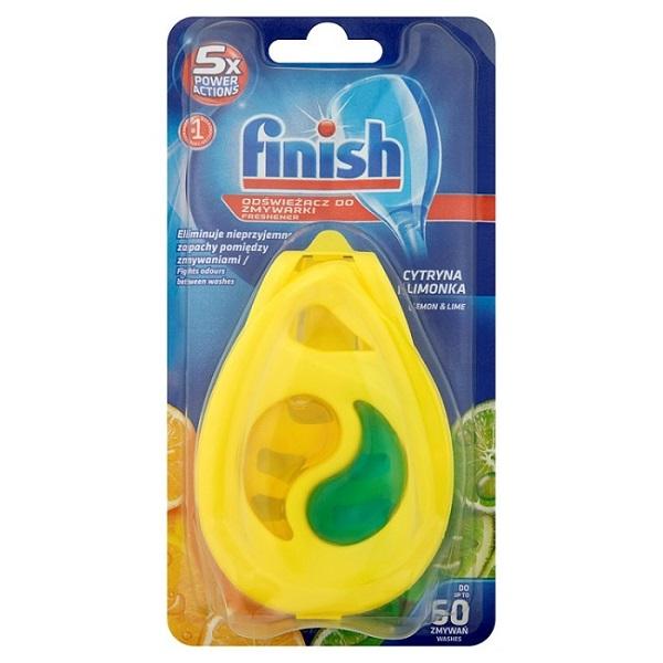 FINISH Лимон и лайм освежитель посудомоечной машины