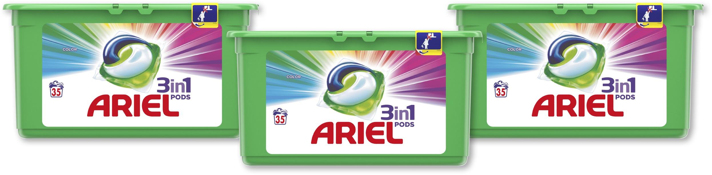 Ariel капсулы для стирки Color 105 шт.