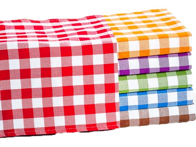 SET KITCHEN CLOTH COTTON TOWEL 12 штук