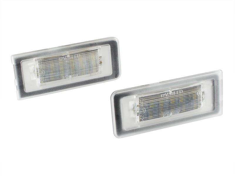 подсветка массива led audi tt 98-06 2szt