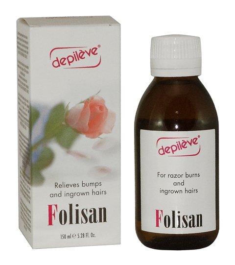 Deptiplikálna folisánová tekutina proti rastúcim vlasom 150