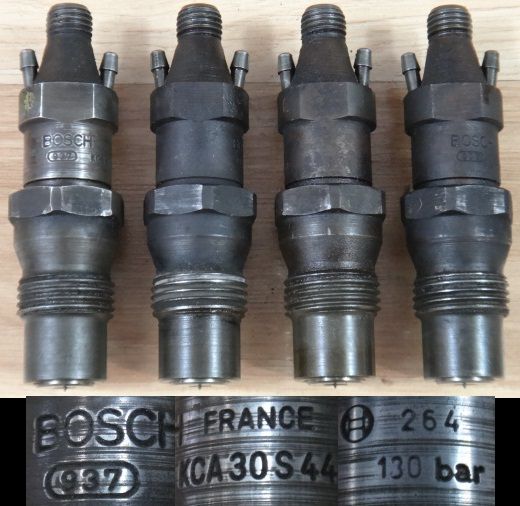 Picture of RENAULT RAPID 1.6 8V D INJECTORS FUEL INJECTOR
