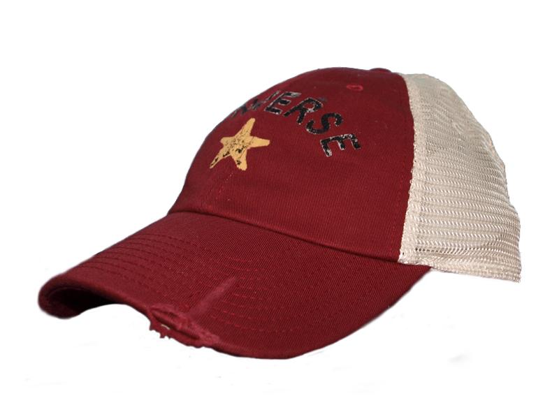 ROZHOVOR VINTAGE novú čiapočku z USA rok.Univerzálny