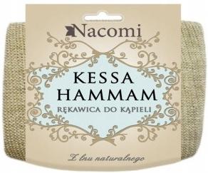 Nacomi Перчатка Kessa Хаммам Ванна Скраб