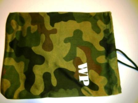 Vojenská taška na ruku, KAM WZ 93, viazaný