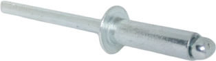5x40 AL / ST RIVET RIVETY ISO 15977 25PC.