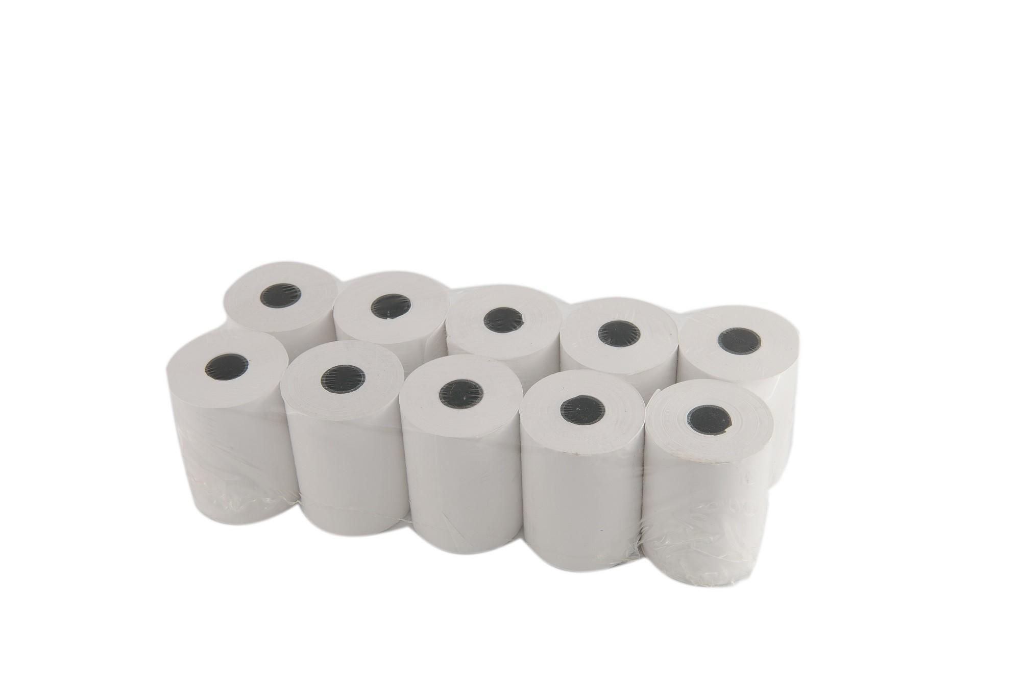 Roll Termálne valce pre pokladnicu R57 / 25MB (10 ks)