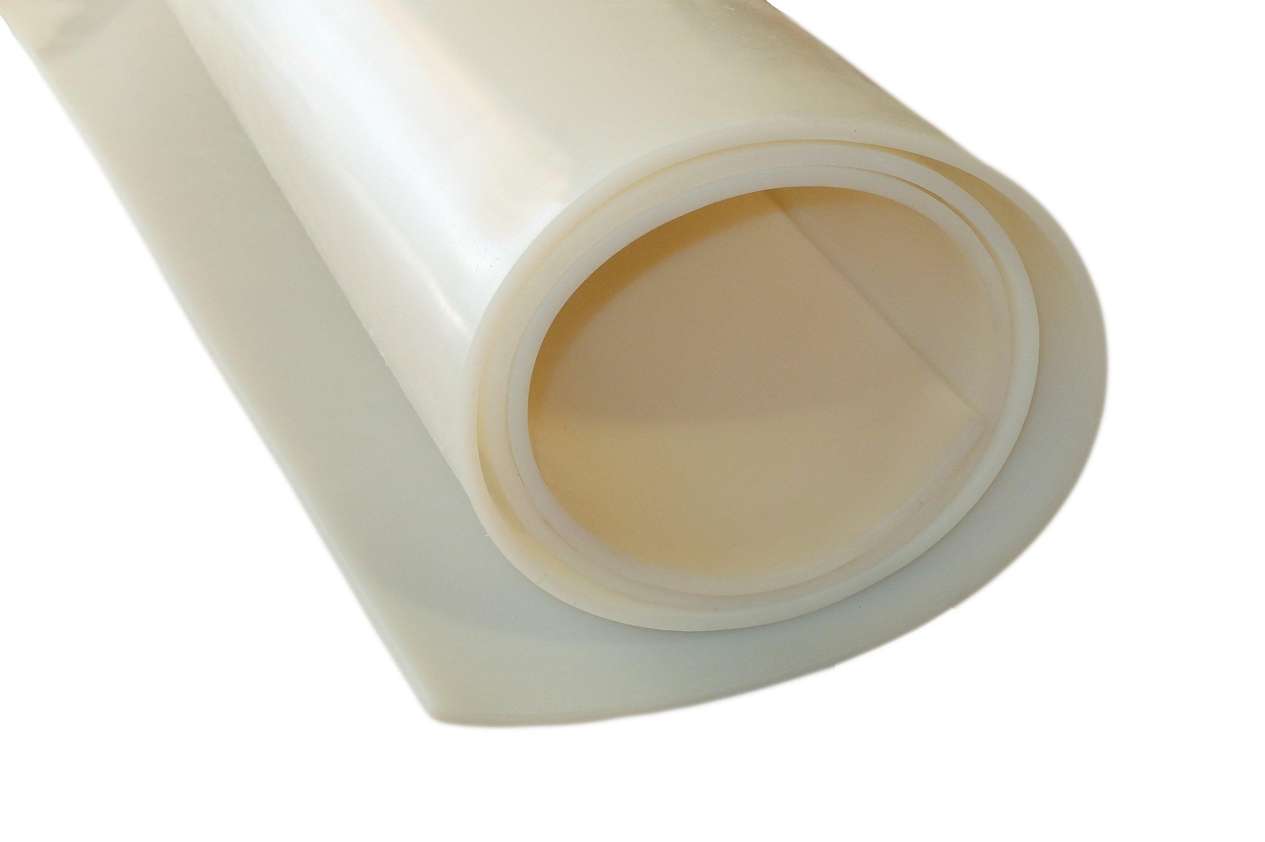 Silikón v Roll v silikónovom doske 10mm 1,2x8m