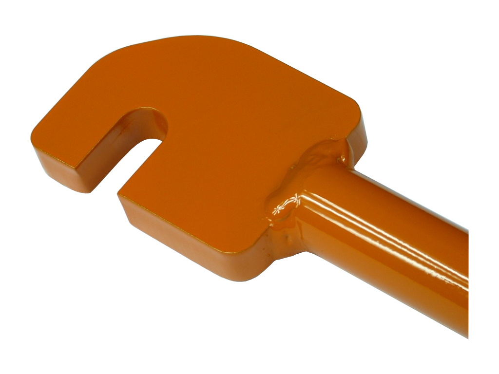 Kľúč pre ohýbanie vystužovacích tyčí 6-14 Kgr-1