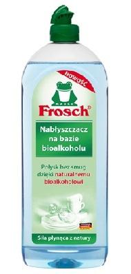 FROSCH EKO Nabłyszczacz do zmywarek 750 ml