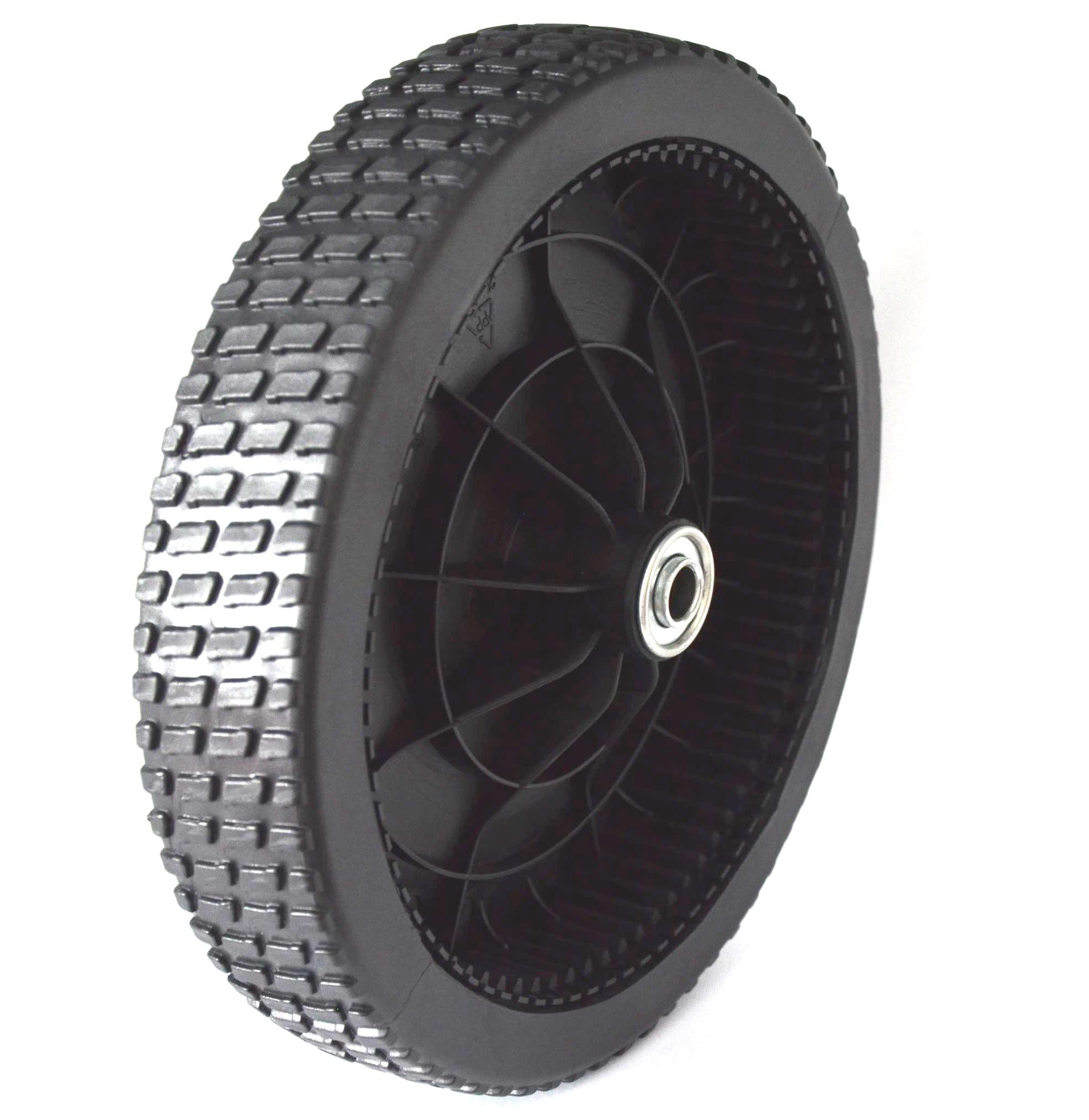 NAC ORIGINÁLNE zadné kolesá kosačky 255 mm LOŽISKÁ