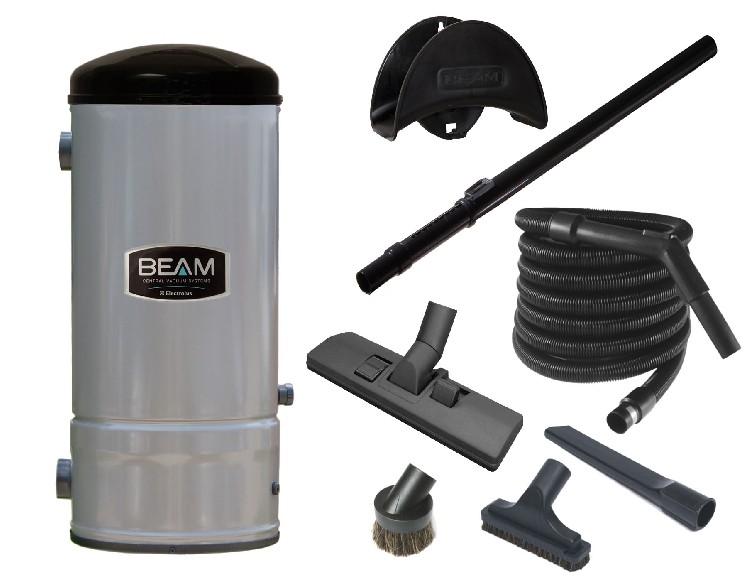 Centrálne vysávač Beam BM 265 + Štandardná súprava