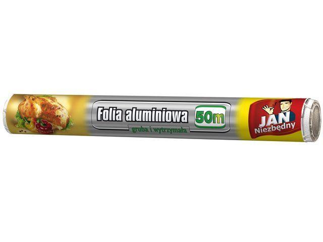 Фольга алюминиевая пищевая 50м, Иоанн, Необходимый