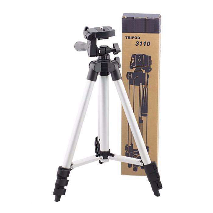 Item @~ STAND TRIPOD PHOTO + HOLDER FOR CAMERA MOBILE PHONE