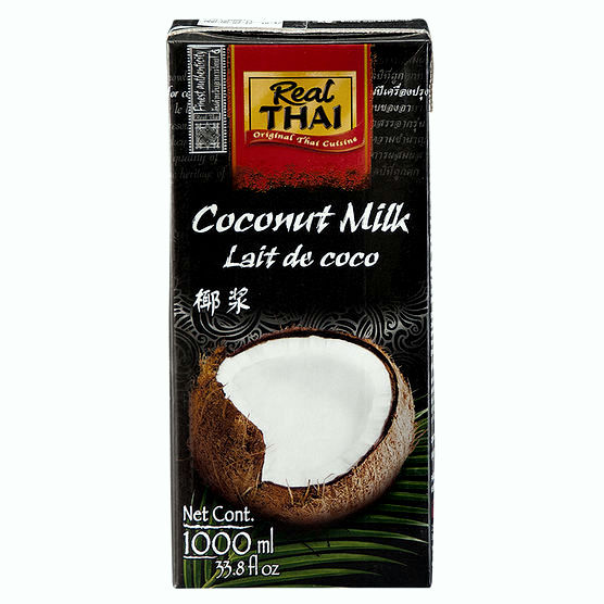 Item Coconut milk 1 liter of MILK 85% of the text. WITHOUT PRESERVATIVE