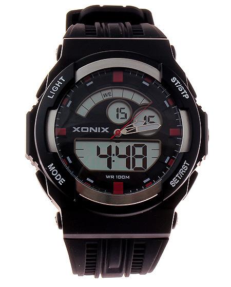 VEĽKÉ MC XONIX vodotesné hodinky pre outdoorové