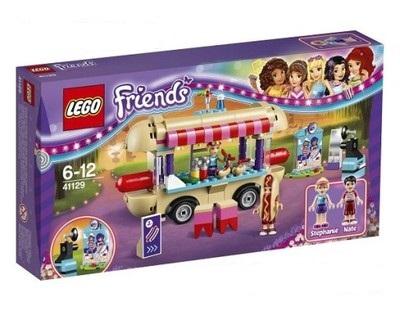 LEGO 41129 Priatelia - Van s párnymi psami