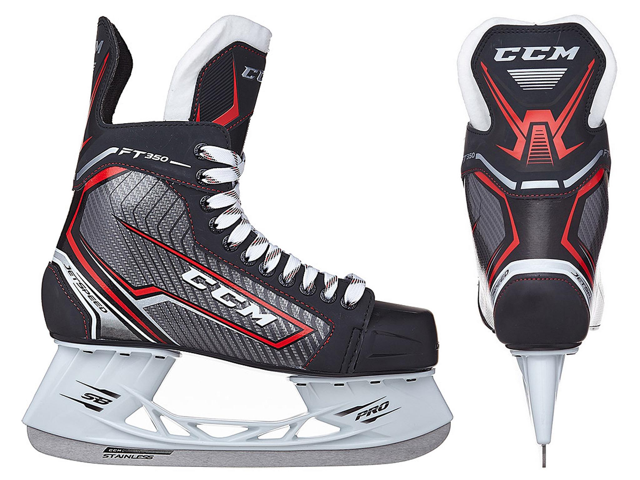 Hokejové korčule CCM JR JETSPEED FT350 - 38