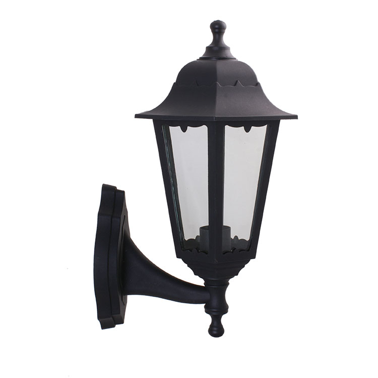Záhradné lampy vonkajšie RETRO-4021 latarenka