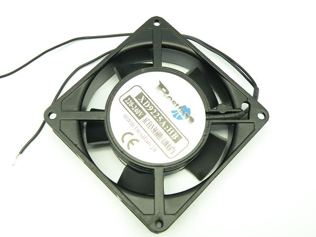 Bestfan guľôčkový ventilátor 92x92x25mm 230V 54m3 / h
