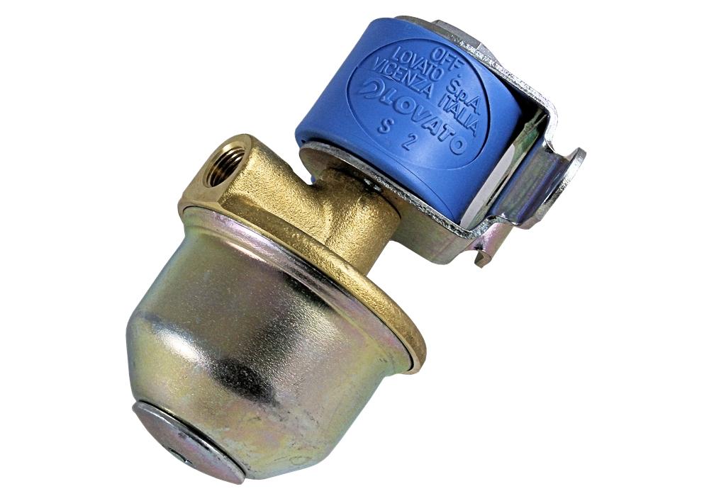электроклапан газа ловато 66 z фильтром комплект снг