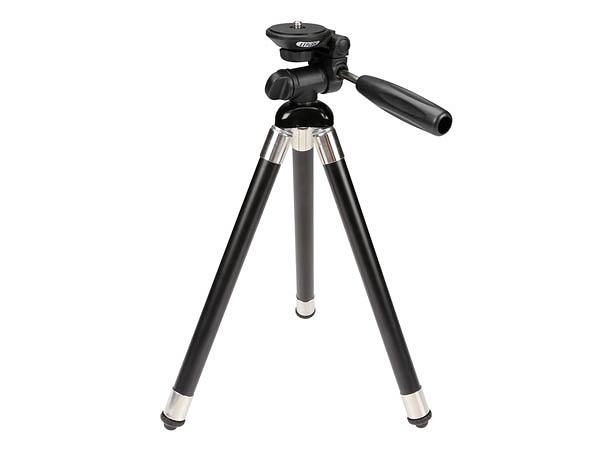Teleskopický statív pre fotoaparátové kamery