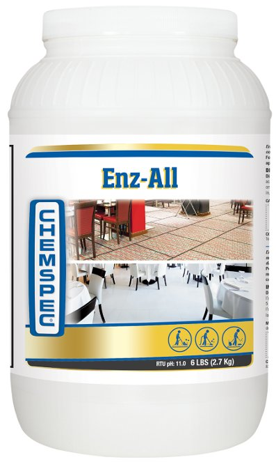 CHEMSPEC ENZ-ALL отличный сильный prespray за PR101