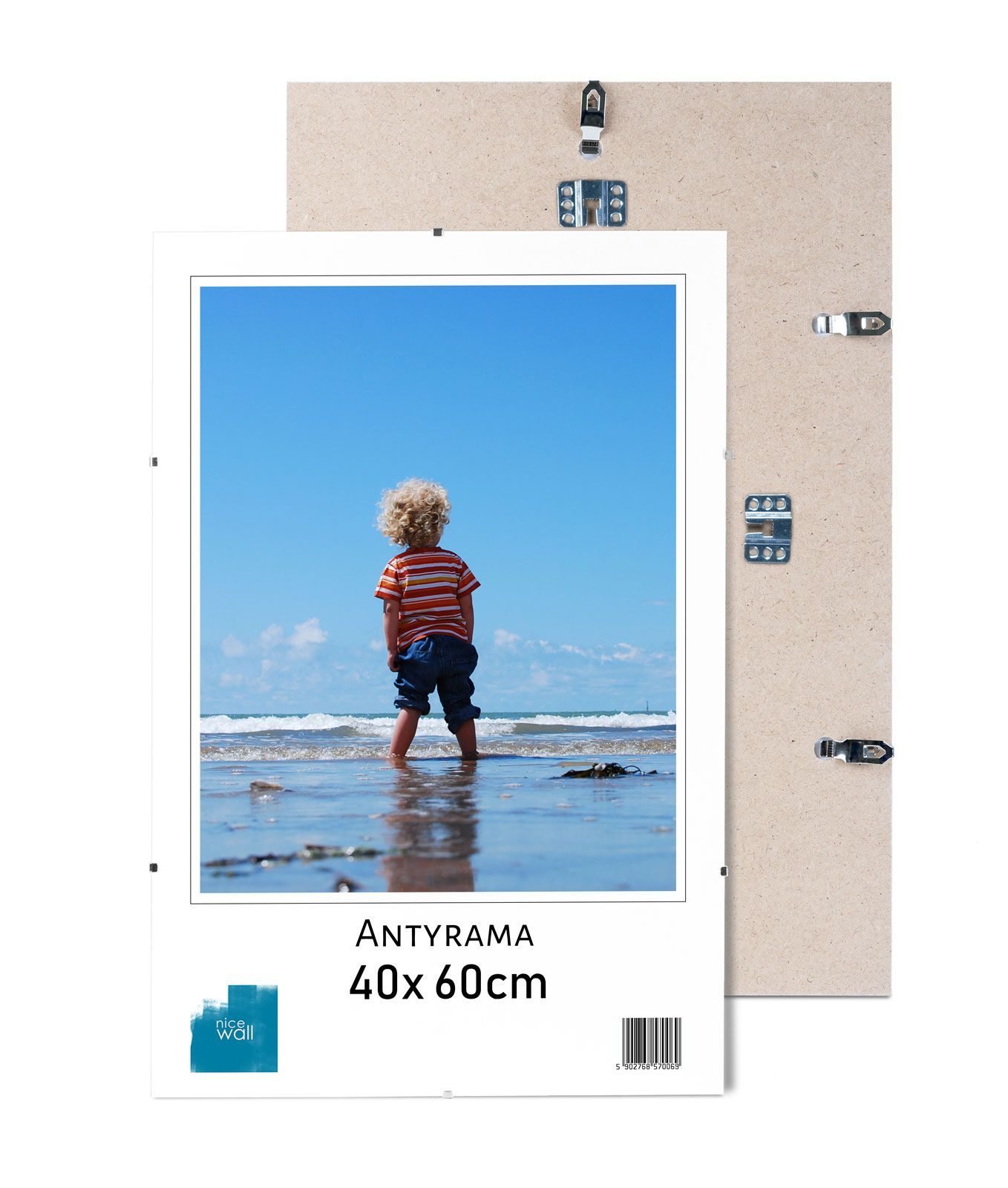 Antiramace 40x60cm Anti-Arm 60x40cm fotorámček