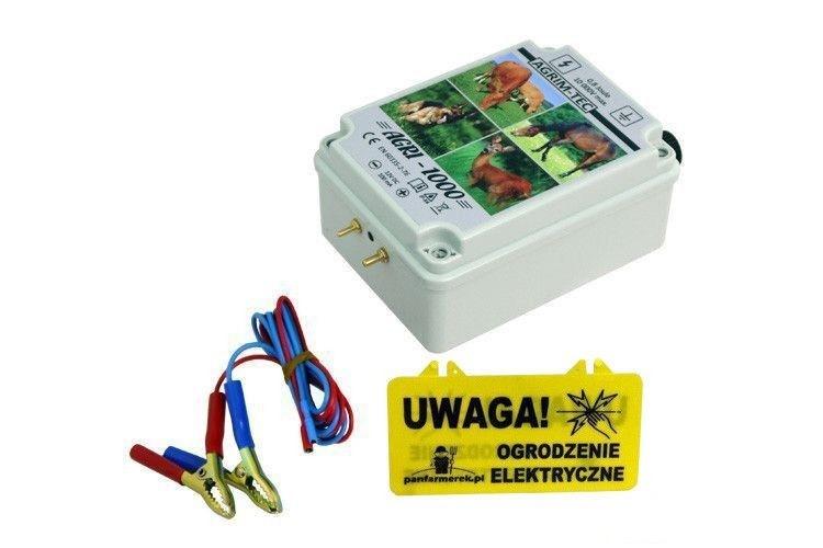 12V электрическая овчарка электрическая для крупного рогатого скота ПОЛЬША