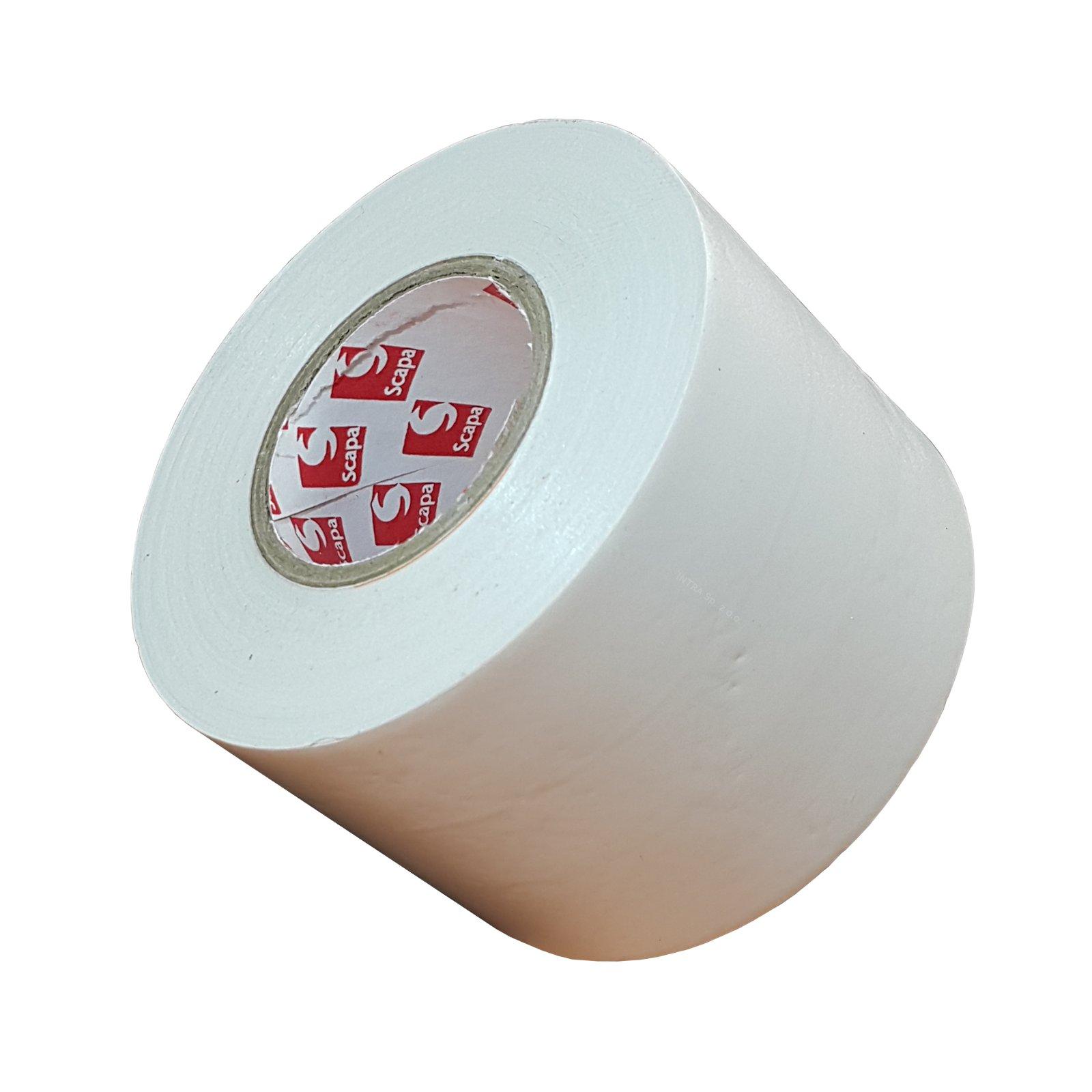 Item Tape for floors ballet PVC 50mm/25m white