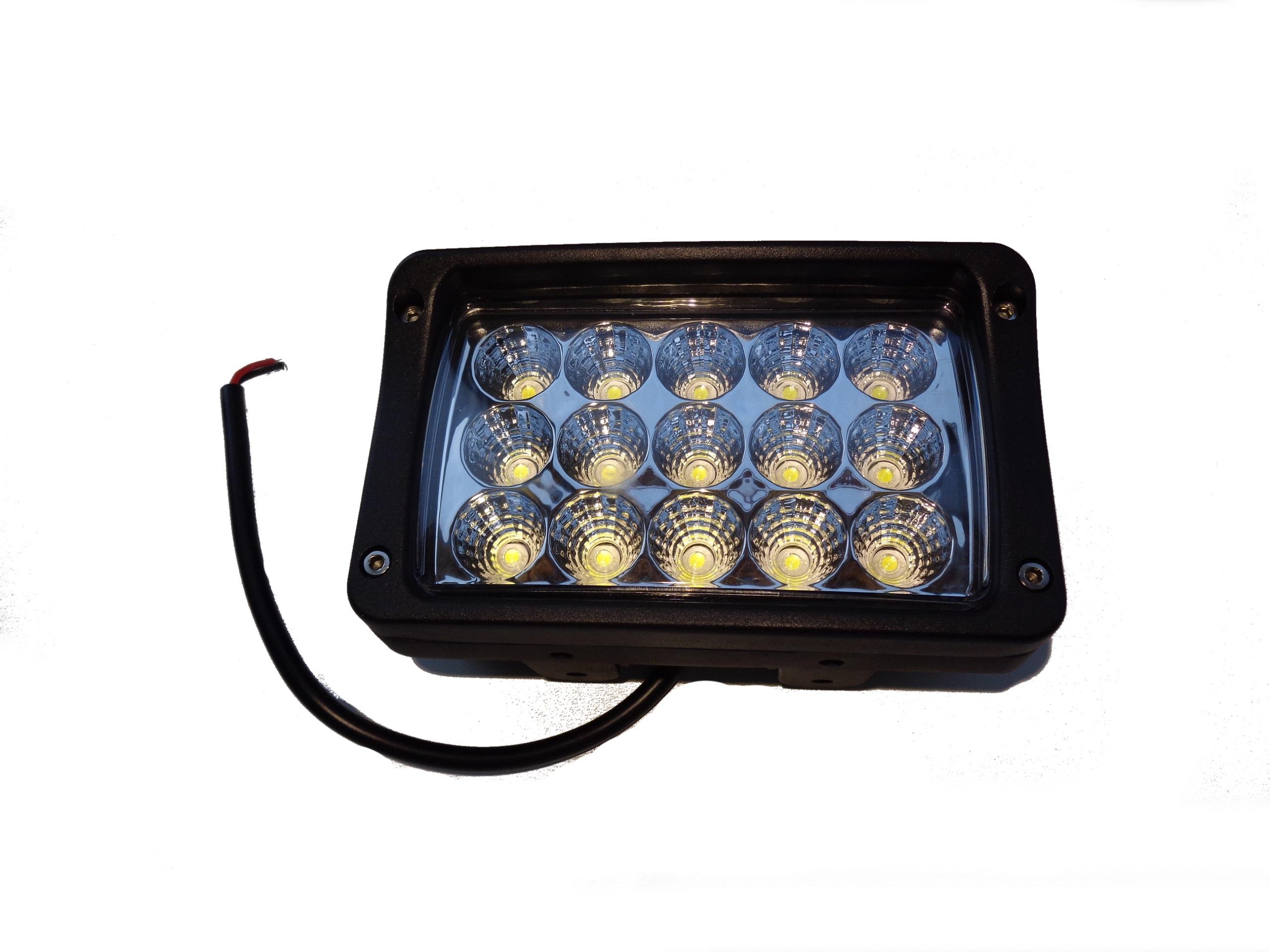 Светодиодная рабочая лампа LED, ГАЛОГЕН, ПРОЖЕКТОР, 12V,24 JCB