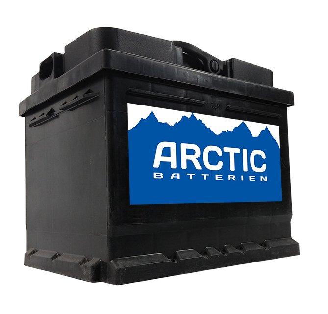 аккумулятор arctic 12v 62ah 600a