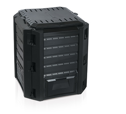 COMPORTOR COMPOGREEN BLACK IKST380C-S411 380L