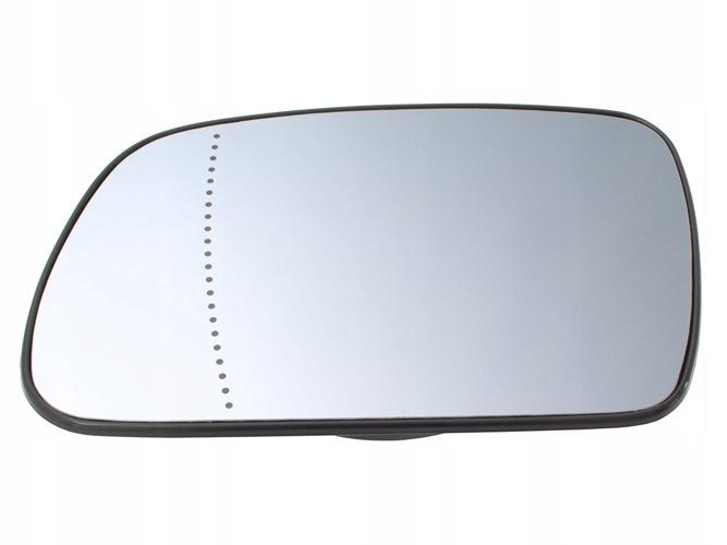 вклад зеркала с подогревом левый к peugeot 307 407