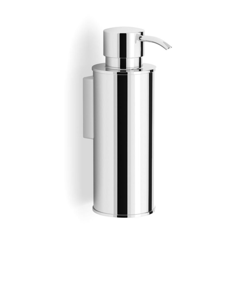 Chrómovaný dávkovač tekutého mydla Stella 17.002