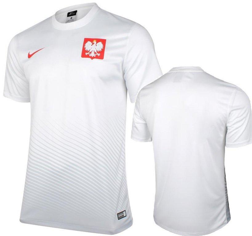 T-TRIČKO NIKE POĽSKO národný tím - JUNIOR # XL