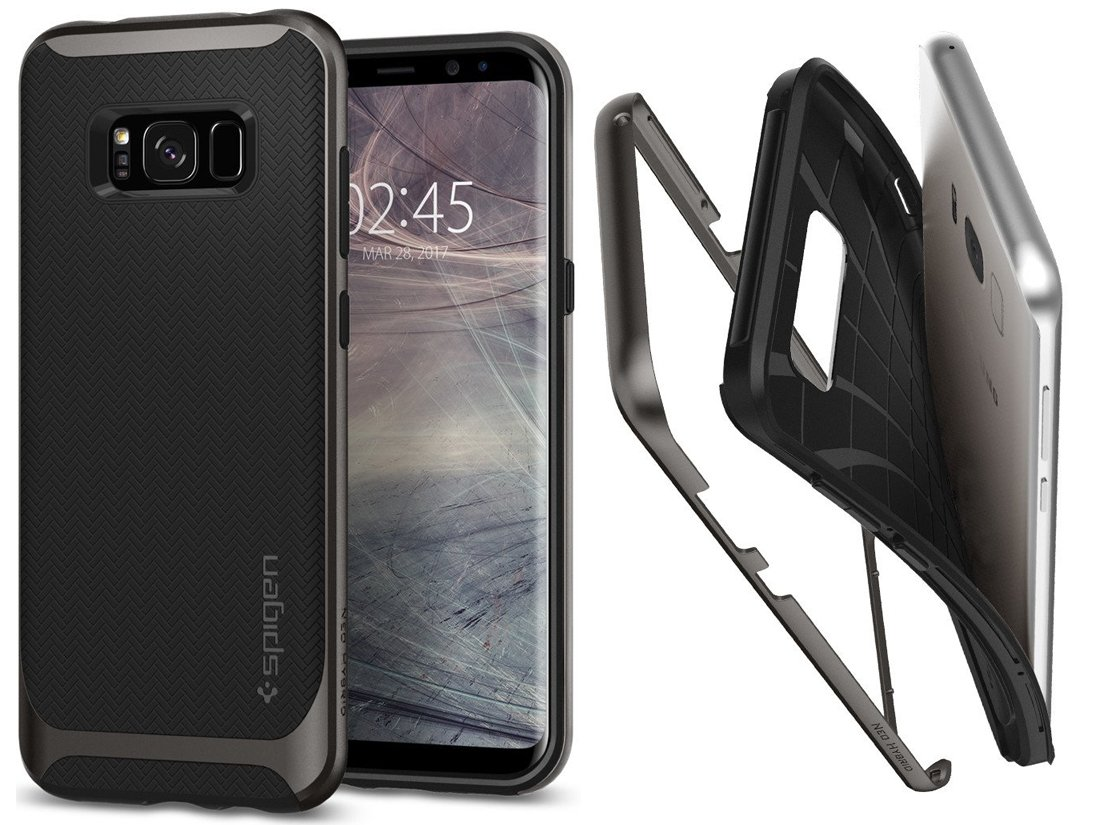 Spigen Neo Hybrid - Etui Obudowa Case Do Galaxy S8