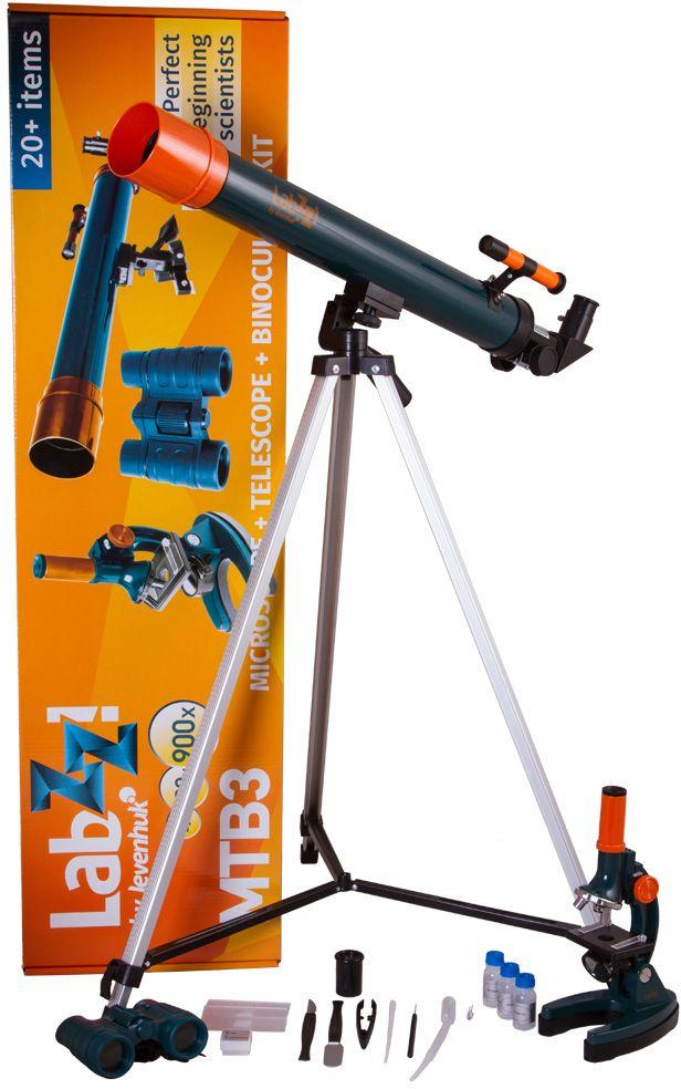 Levenhuk Labzz MTB3 Mikroskop Telescope Binoculs