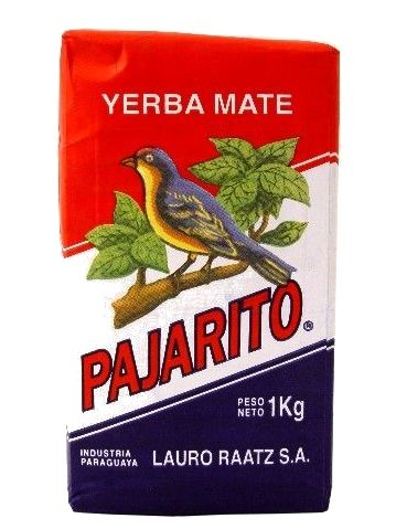 Yerba Mate Pajarito 1kg