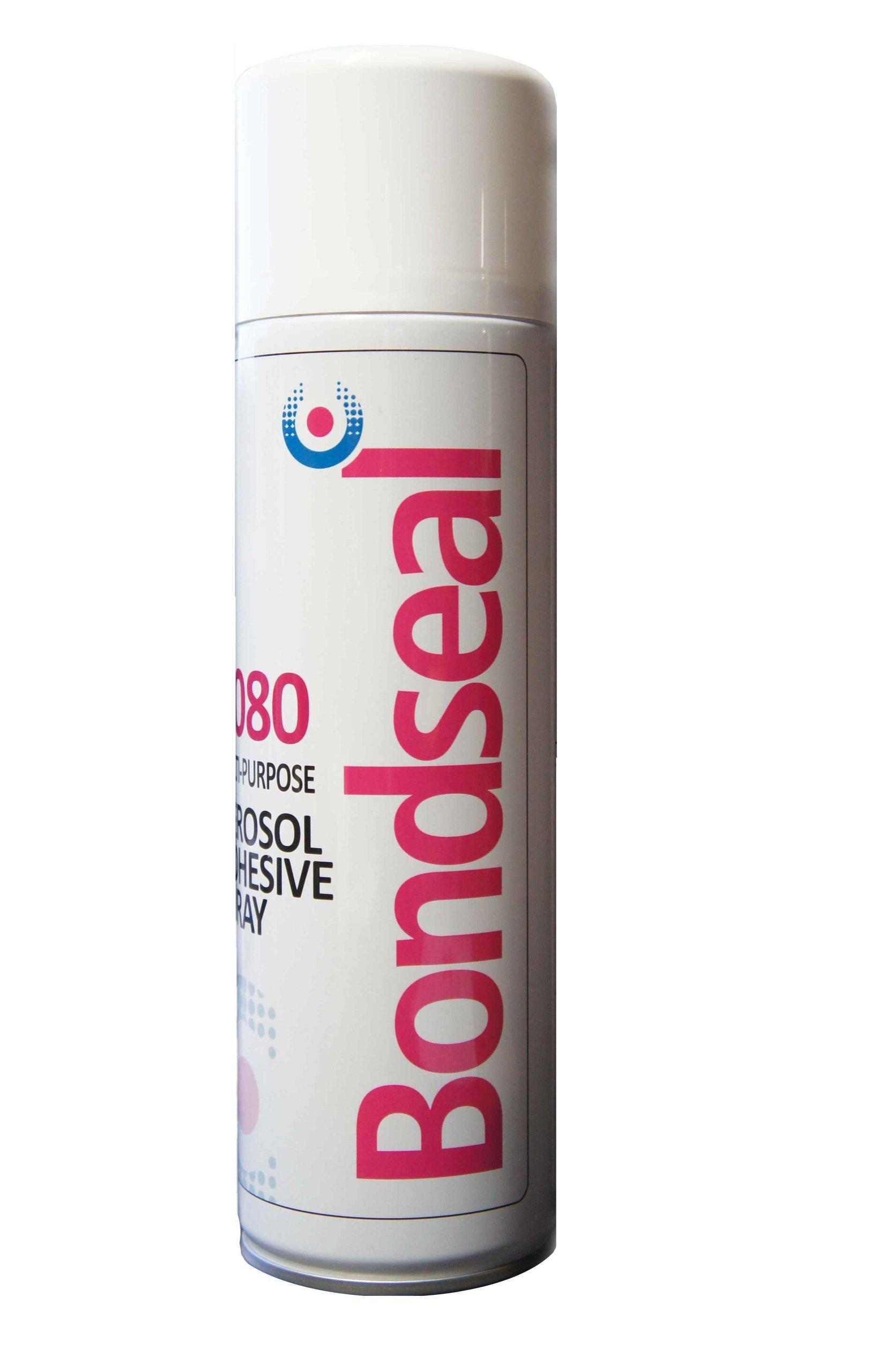 Bondseal 2080 - Univerzálny kontaktný lepiaci sprej!