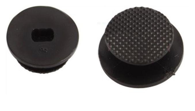 Prekrytie pre analógový pre PSP Slim 3000 - 3004 čierny