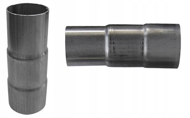 Трехступенчатая редукция трубы 55x60x63