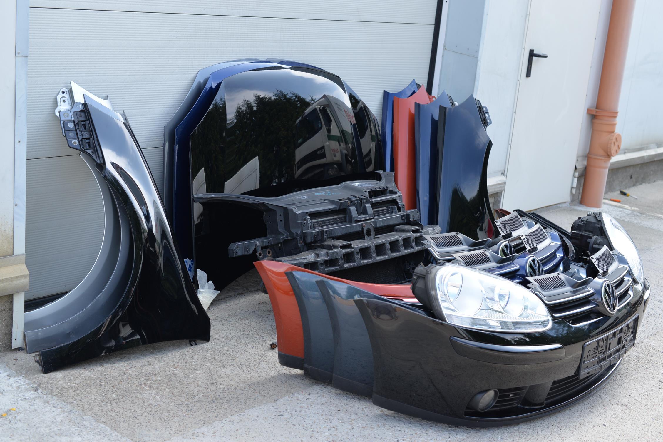 [КАПОТ ZDERZAK КРЫЛО PAS REFLEKTOR VW GOLF V 5 из Польши]изображение 2