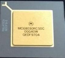 Купить Процессор Motorola MC68030RC50C 50 Мгц, PGA,MMU,030 на Otpravka - цены и фото - доставка из Польши и стран Европы в Украину.