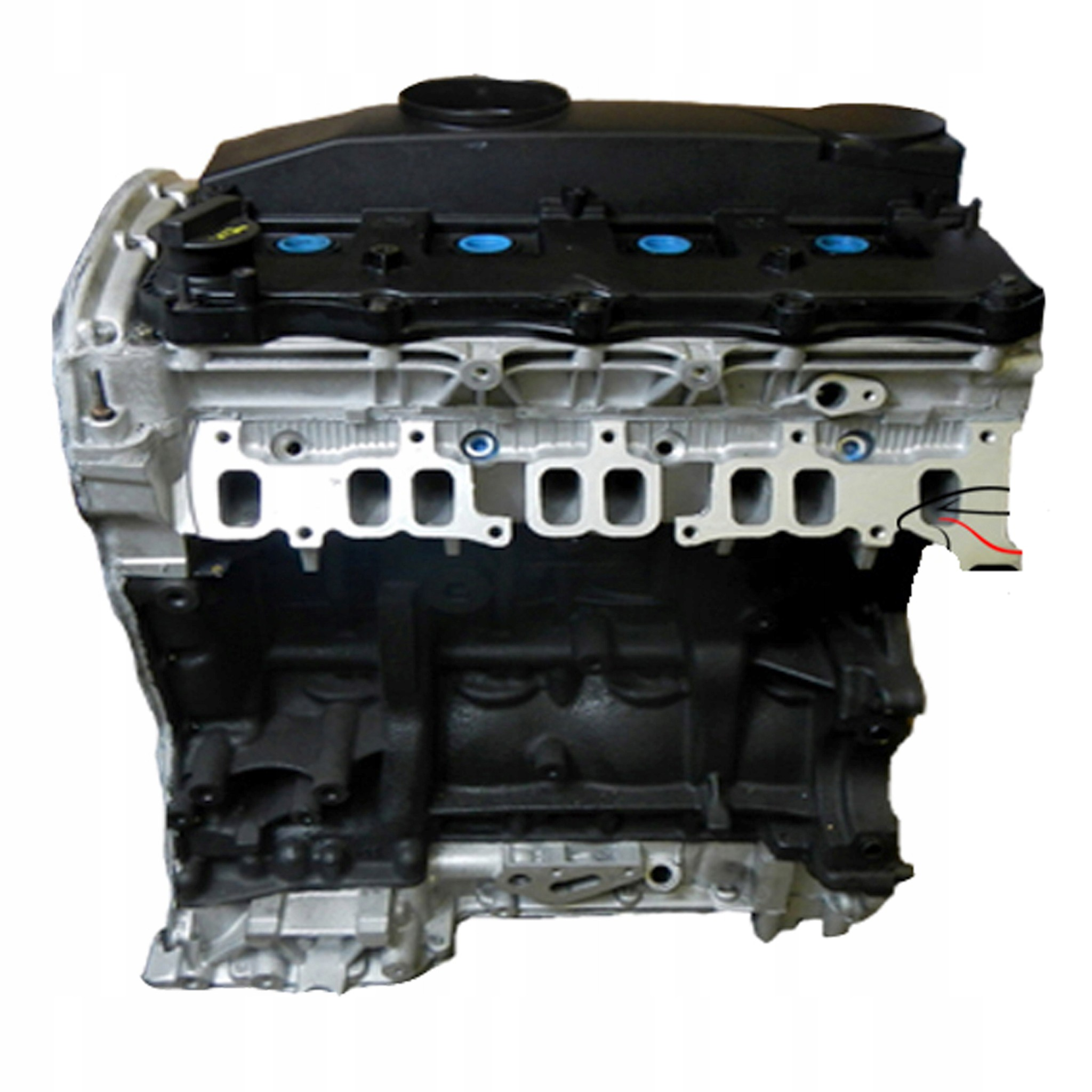 ford transit 24 tdci h9fb двигатель motor engine 140