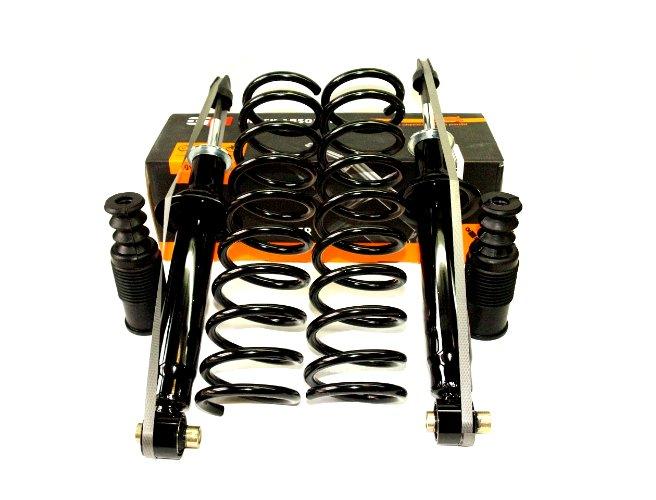 амортизаторы пружины резины сзади bmw 5 e34 87-95 hd