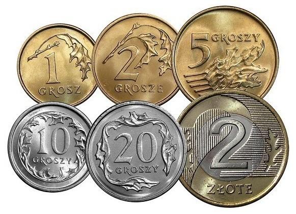 2005 комплект винтаж сет 1,2,5,10,20 гр 2 зл