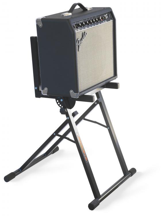 Athletic W-2 Statív pod gitarou Peňa, počúvanie