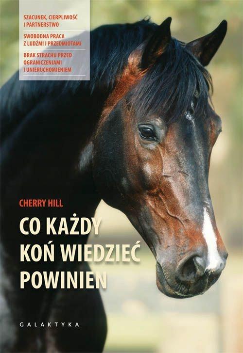Kniha, o čom by mal každý kôň vedieť