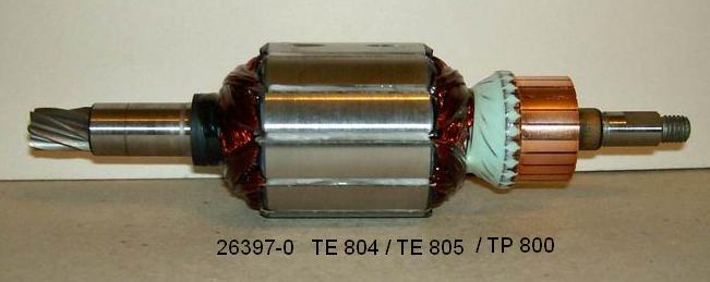 Hilti: TIETO 804, 805 TÝCHTO TP 800; Rotor 26397-0